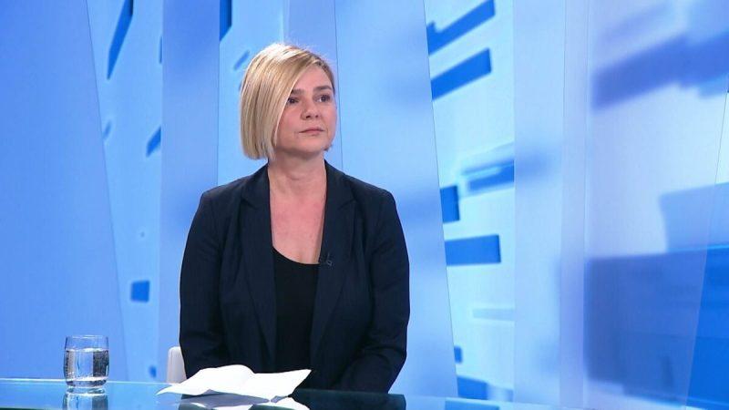 Sandra Benčić (foto printscreen N1)
