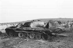Uništeni tenk