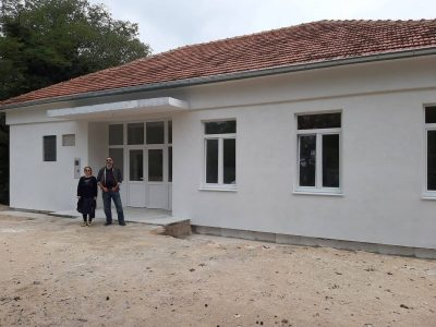 Novi projekt Ekološke udruge Krka Knin: Društveni centar Promina