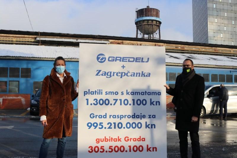 Zagreb je NAŠ! i Možemo!: Bandić iza sebe želi ostaviti spaljenu zemlju, grad bez novaca, s praznom blagajnom…