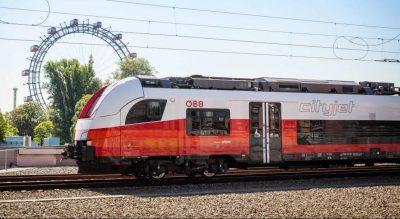 Austrijski vlak kreće iz Beča