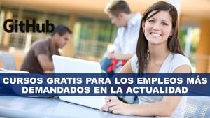 Cursos gratis para los empleos más demandados en la Actualidad