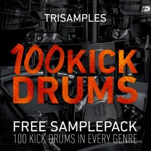Free Download 100 Kick Drums Vol 1