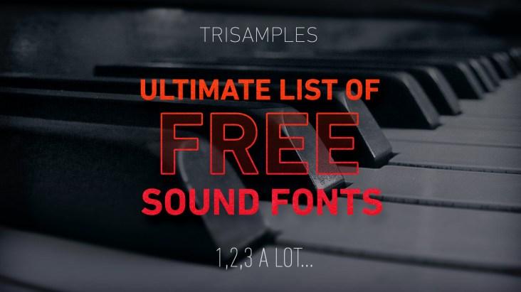 free soundfonts