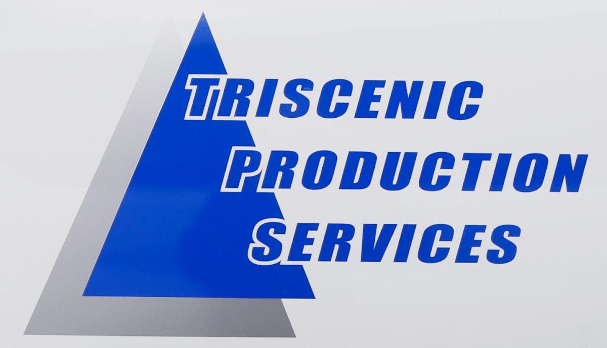 Triscenic Truck Logo