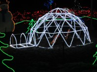 Light igloo!