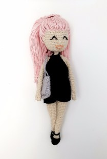 Crochet Dolls with Patterns