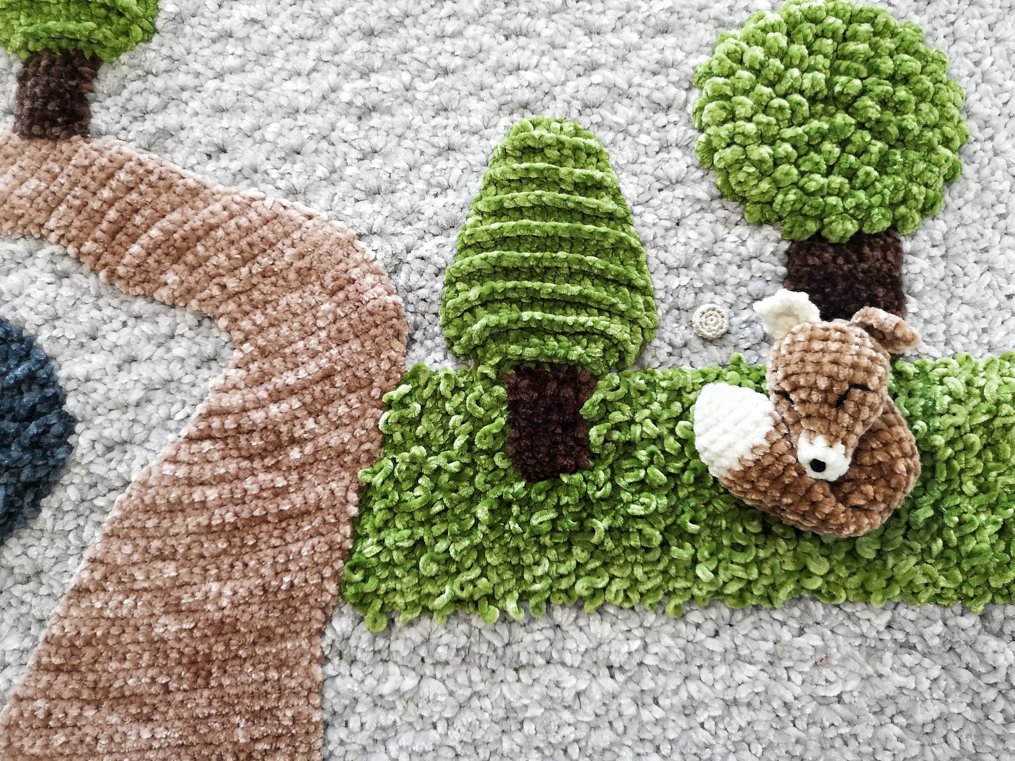crochet-fox-button