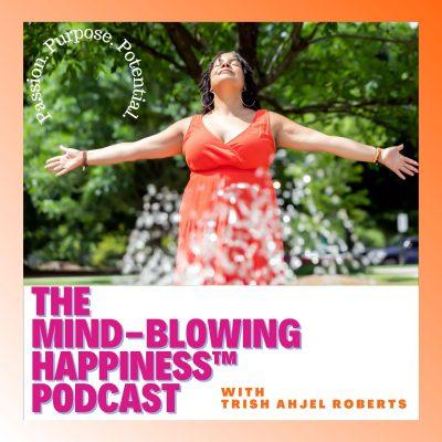 Purple Woman Portraits Health & Wellness Podcast Cover (2)