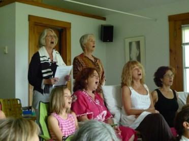 Sing Workshop in Sutton