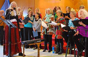Sutton Gospel Choir