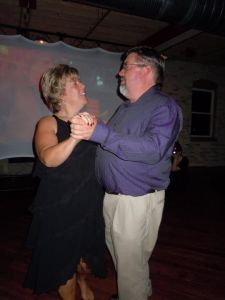 dancing with len