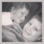 Johanna and Isaiah