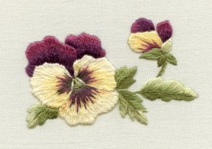 Paris Pansy Workshop
