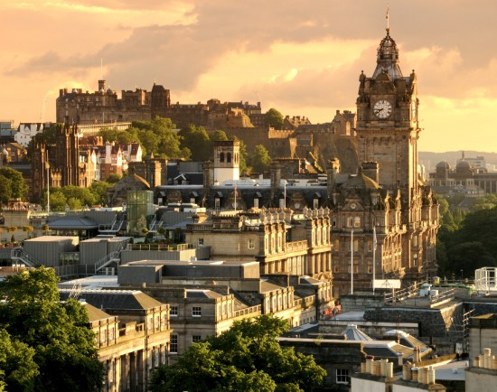 Edinburgh Scotland