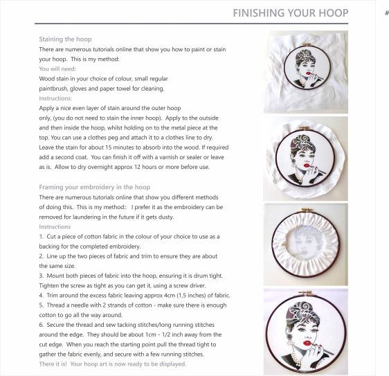 Hoop art instruction booklet2