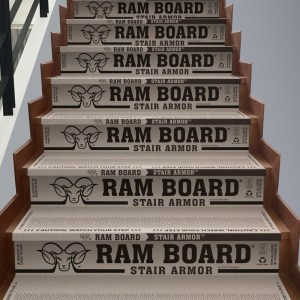 Stair Tread Protection
