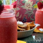 Frozen Strawberry Rumarita