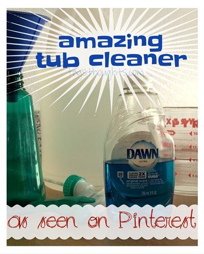 Amazing Tub & Shower Cleaner