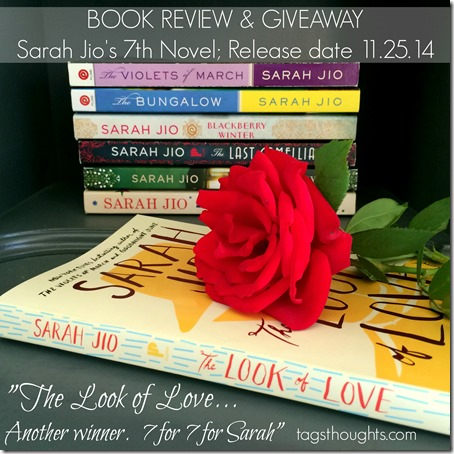 The Look of Love Giveaway trishsutton.com