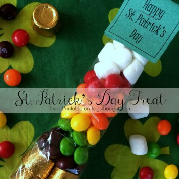St. Patrick's Day Treat: A Rainbow That Leads to Gold