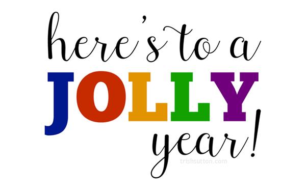 A Jolly Toast; Back To School Teacher Gift & Free Printable. A Sweet & simple gift. Free Printable on TrishSutton.com.