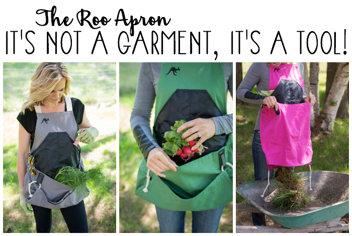 Gift Guide For Her: Mother's Day, The Roo Apron