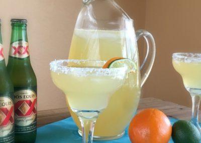 Beerita Margarita Recipe by Trish Sutton. A Margarita made with Beer.