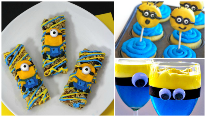Minions 2; Eat, Play And Wear Minion Round-Up, TrishSutton.com