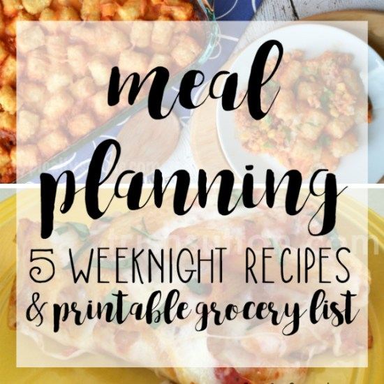 meal-planning-five-weeknight-recipes-trishsutton-com