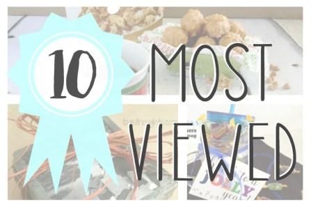 Top Ten Most Viewed Posts Of 2016, trishsutton.com