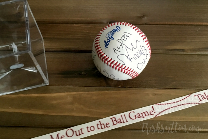 A thoughtful gift that would be loved by coaches of any sport with a ball. Coach Appreciation Gift Team Autographed Ball | Baseball, Basketball, Football, Soccer, Volleyball Coach's Gift.