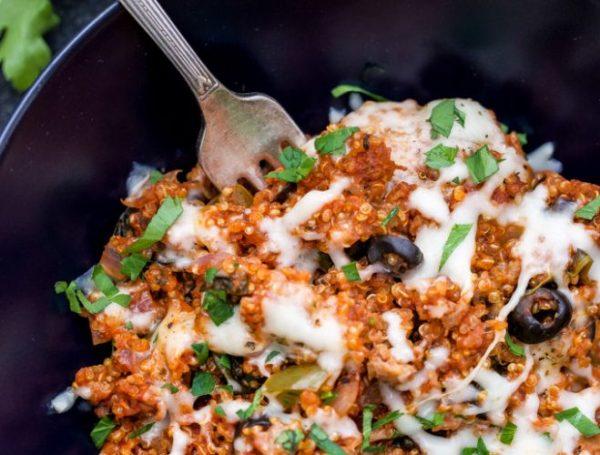 Meal Planning Five Weeknight Casserole Recipes