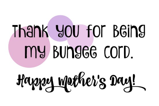 Free Printable Mother's Day Card by Trish Sutton