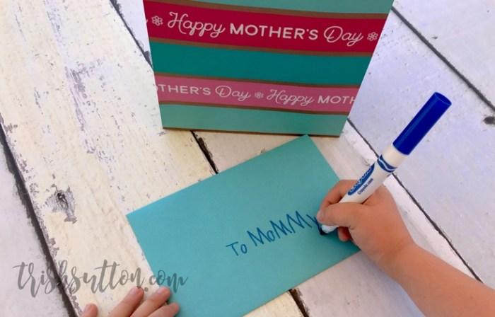 Tissue Paper Carnation Flowers; Make Her Mother's Day, TrishSutton.com