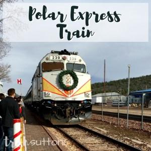 Polar Express Train Ride | All Aboard Williams, Arizona - TrishSutton.com