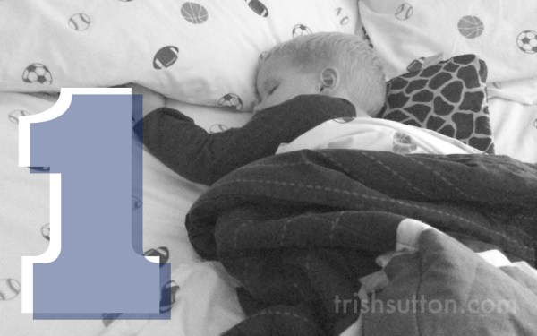 Four Reasons Why Our Four Year Old Still Naps; TrishSutton.com