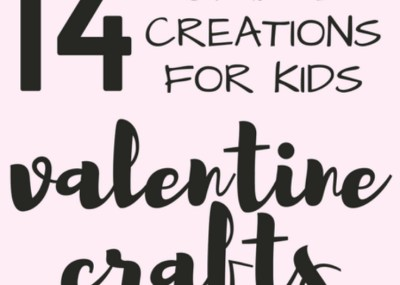 Valentine's Day Crafts for Kids | 14 Simple Creations