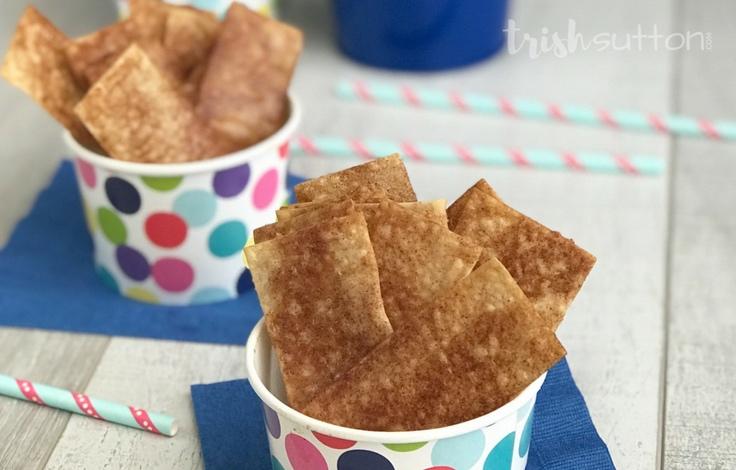 Baked Cinnamon Chips Recipe