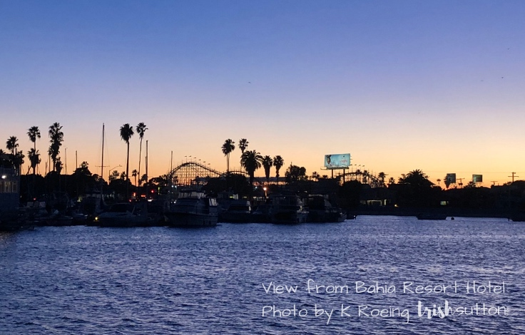 This beachfront amusement park is popular with tourist and locals alike. Belmont Park is situated on the boardwalk of Mission Beach in San Diego, California. TrishSutton.com