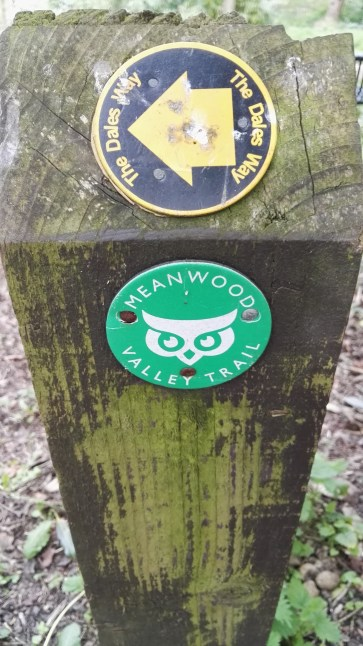 Signposting for the trail
