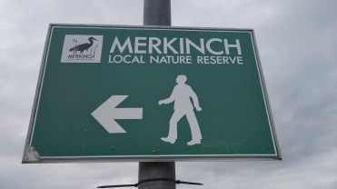 Local Reserve sign