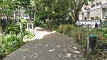 Duncan Terrace Gardens, London