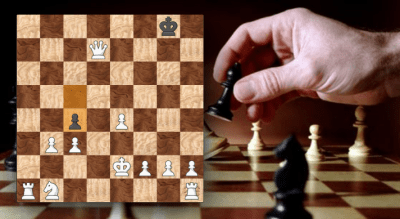 Chess Game #1