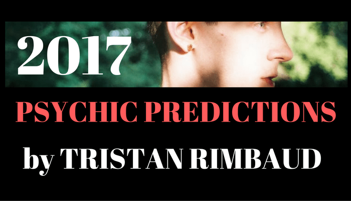 2017 psychic predictions