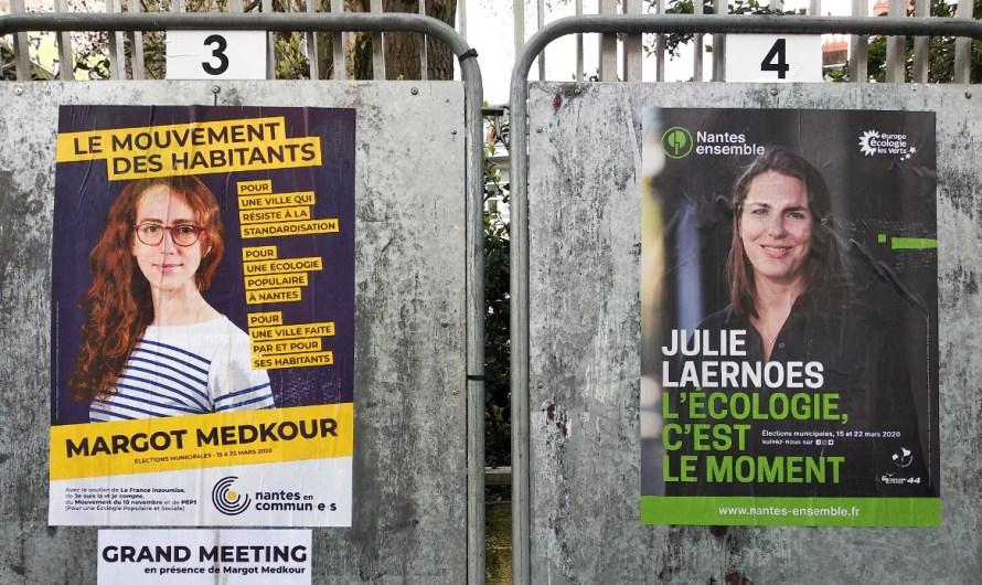 Alliance avec Nantes en Commun ou Nantes en Confiance : mon avis de militant