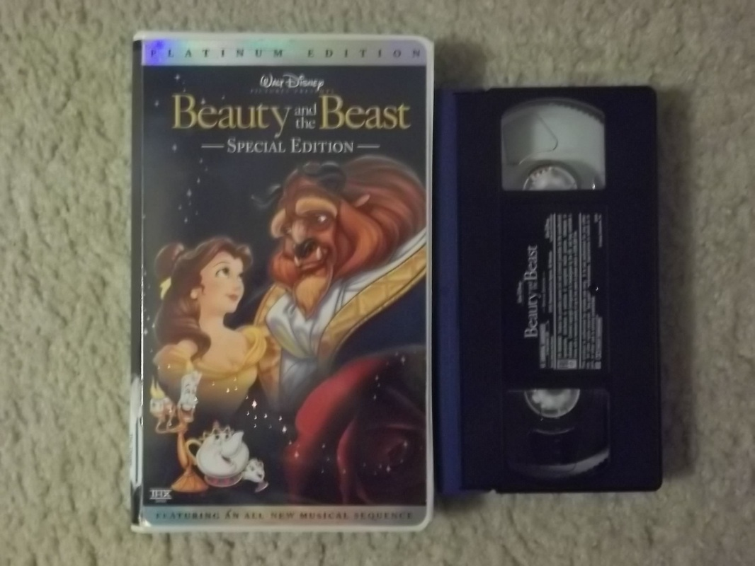 2002 Vhs Edition And Special Beast Beauty