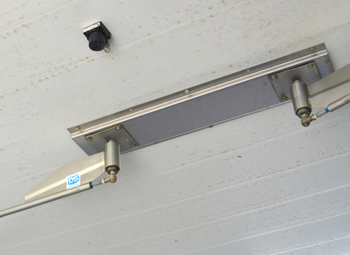 Self Serve Car Wash Bay 360 Dual Mounts distributed by Tri State Car Wash Solutions