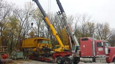 Crane Service Marion