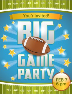Big Game Day Celebration Tips